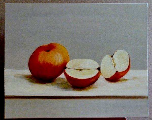 peinture du cours de jeudi 28 février 2013