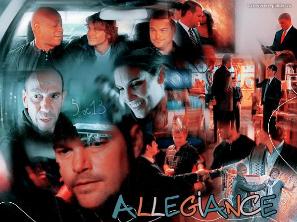 NCIS Los Angeles : 5x12 Allegiance
