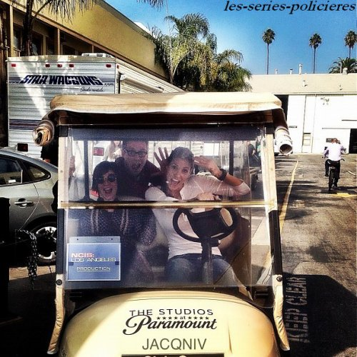 Golf Cart Takeover during lunch break...