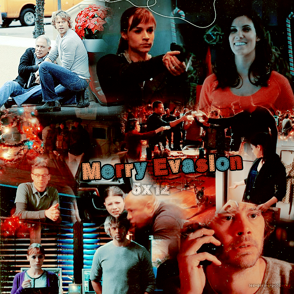 NCIS Los Angeles 5x12  - Merry Evasion