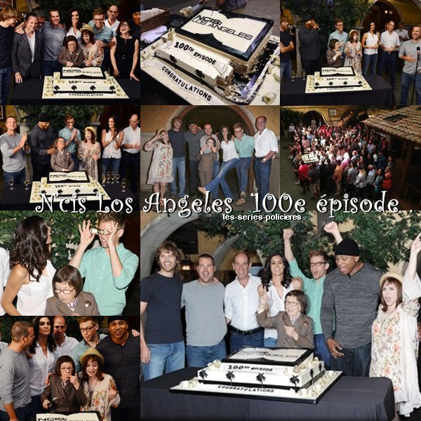 100 EPISODES CELEBRATION