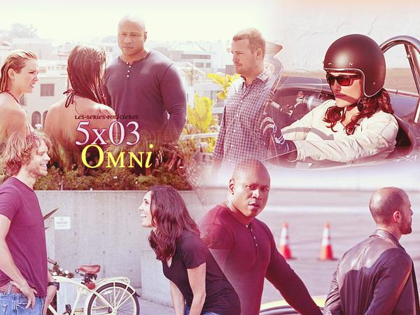 "NCIS: Los Angeles 5x03 ""Omni"""