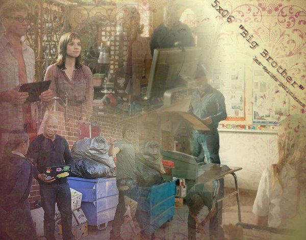 "NCIS Los Angeles 5x05 ""Unwritten Rule"" &  5x06 ""Big Brother"""