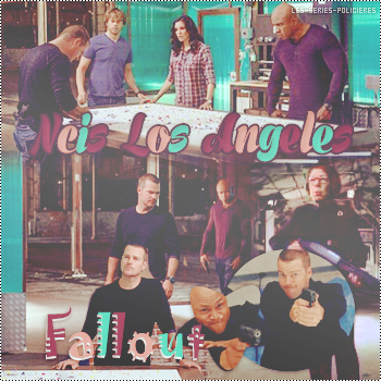 "NCIS Los Angeles │5x08 ""Fallout"""