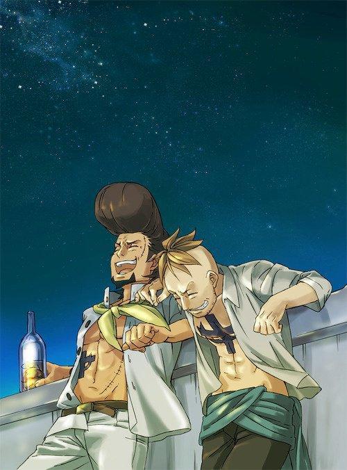 Satch et Marco