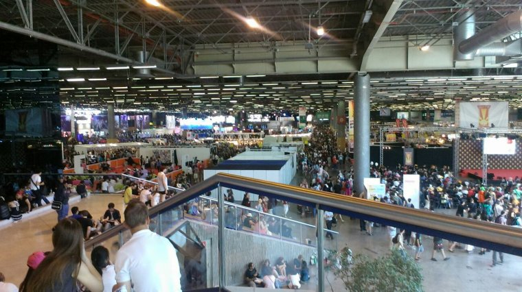 En retard mais voici Japan Expo !