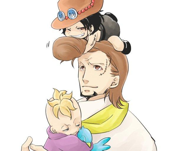 Ace, Sacht, Marco