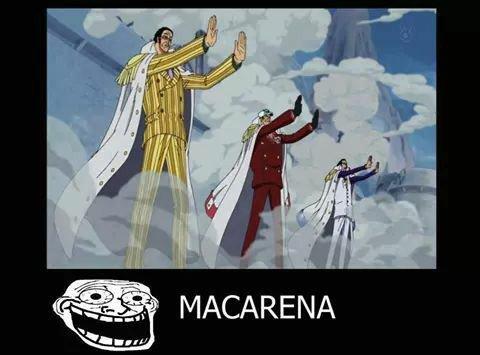 Heyyy Macarena