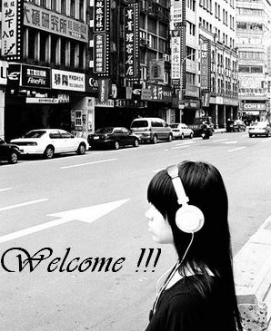 Welcome in my blog