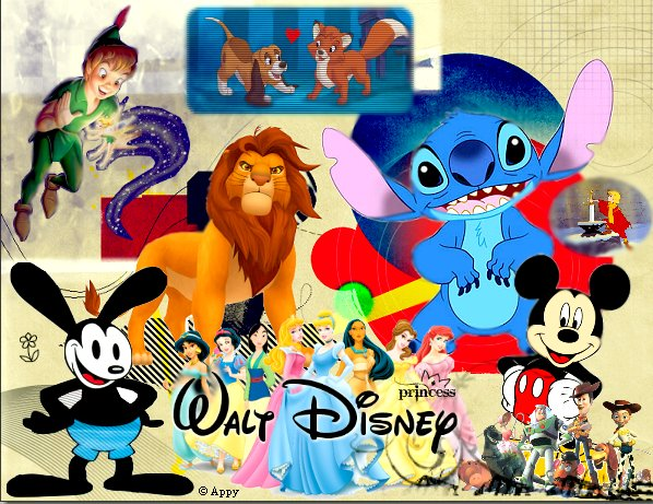 Disney ~ It's A Small Word In My Heart Forever