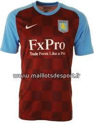 Aston Villa Domicile
