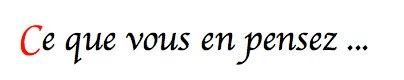 OS n°20 : Froufrous et Saint-Bernard