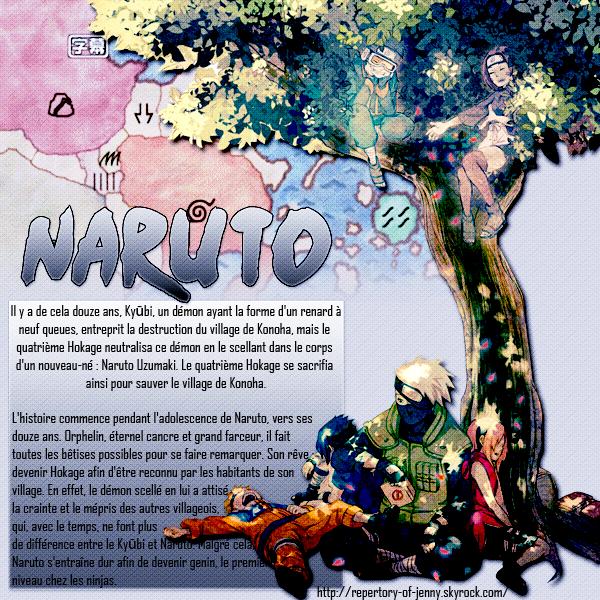 Section Naruto