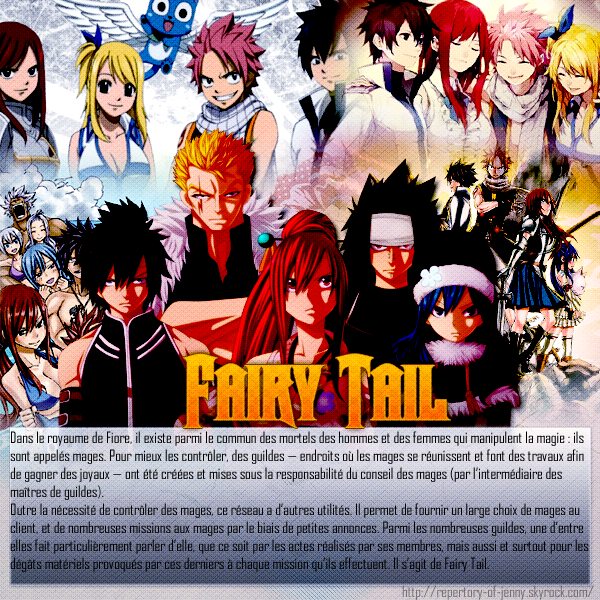 Section Fairy Tail