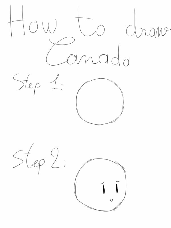 Step by step : Matthew Williams / Canada