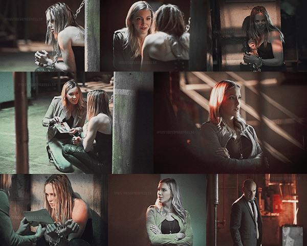 """. ...Arrow.... ....4.04 ..""""Beyond Redemption"""" . ............ ░ Synopsis . ........Laurel doit faire face aux répercussions de la prise de Sara à Nanda Parbat. Pendant ce temps, Oliver demande ...........une faveur au Capitaine Lance, alors qu'il n'est pas surpris de la réponse, il est surpris de ce qu'il découvre. ."""