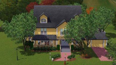 La maison des Solis (Desperate Housewives)