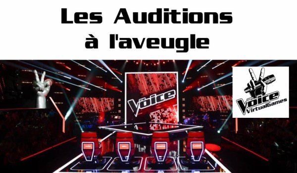 Auditions à l'aveugle : Partie 2