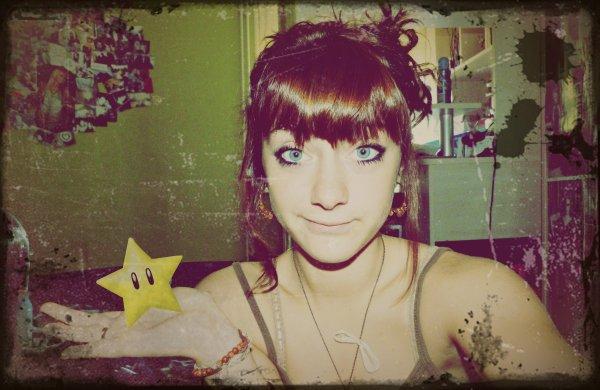 * - Mathilde .