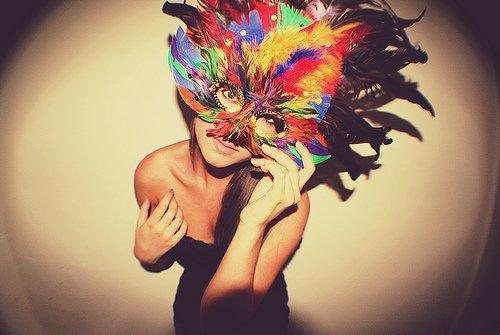 Rêve ta vie en couleurs c'est le secret du bonheur.