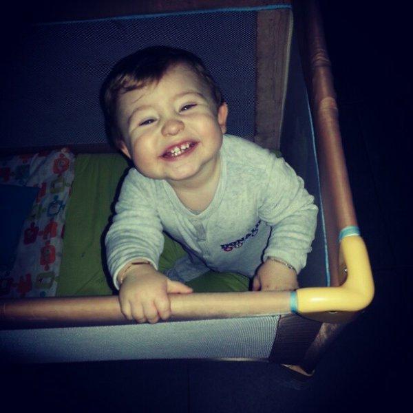 Mon filleul, ma vie, mon tout ! ♥