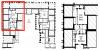 Second étage - Aile centrale - Escaliers - 1a Escalier du billard
