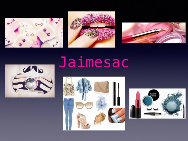 I love jaimesac