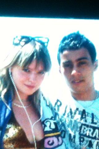Moi et mon soce ;)