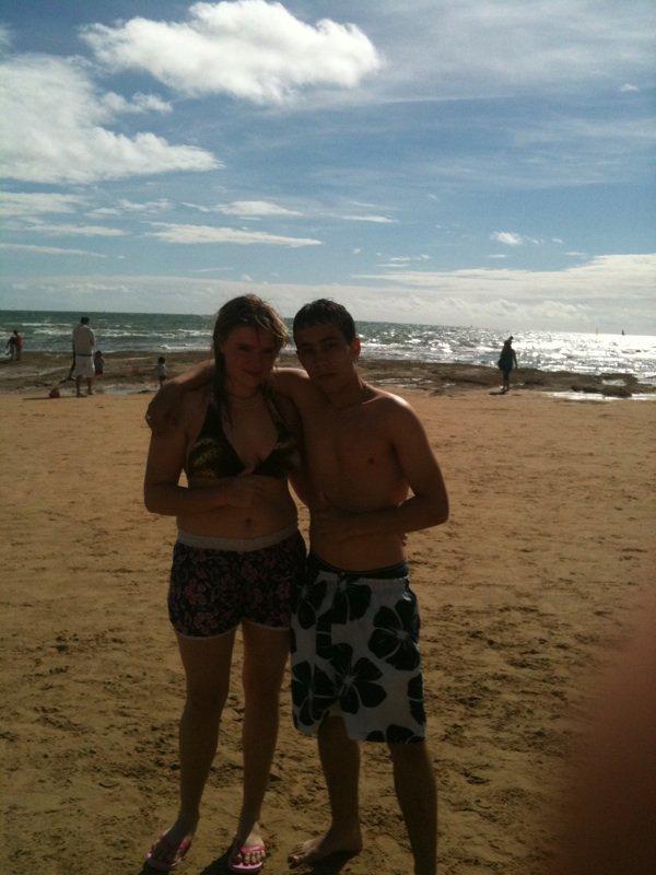 A la playa ;)