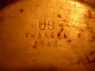 Gourde US, 1943