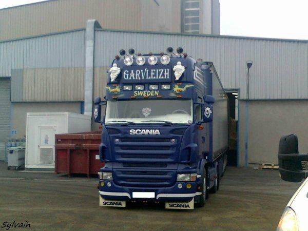 Scania Série R