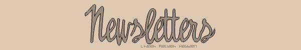 >> Newsletter