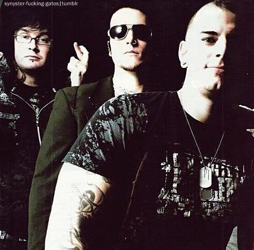 Matt , Jimmy , Synyster & Zacky