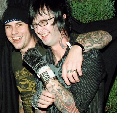 Matt & Jimmy ♥