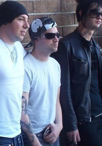 Zacky , Johnny & Jimmy