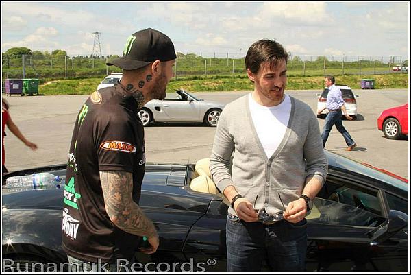 -▬ ACTUALITÉ- : Irish Autism Action Fund-Racer avec Colin .