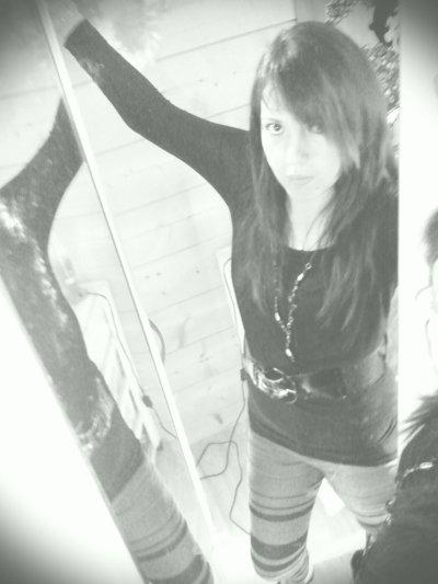 Quand j'étais petite ^^