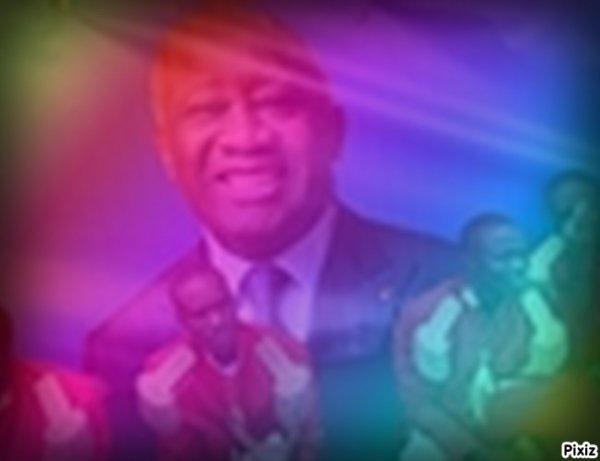 gbagbo laurent a rien en face en route pour l'eclection deuxième tour