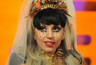 Lady Gaga : Elle remporte 5 Virgin Media Music Awards
