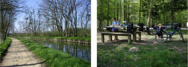 Canal de l'Ourcq (Avril 2007)