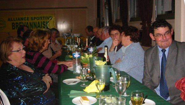 Repas de fin d'année 2007