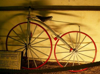 Histoire du vélo (1/2): Les débuts