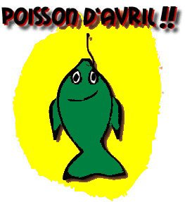 Poisson d'avril 2008 !