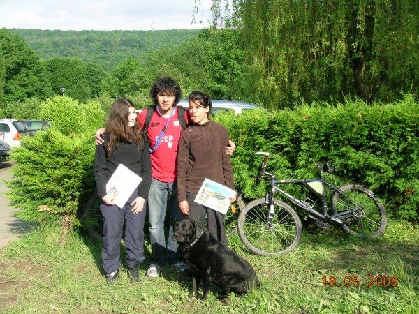 Critérium Régional des Jeunes (mai 2008)