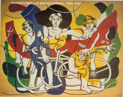 Page culturelle: Tableau de Fernand Léger