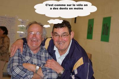 15e Randonnée Brévannaise (Avril 2008) : C'est pour rire !