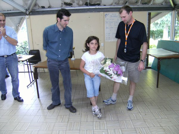 Rallye des Orchidées (juin 2008): Route