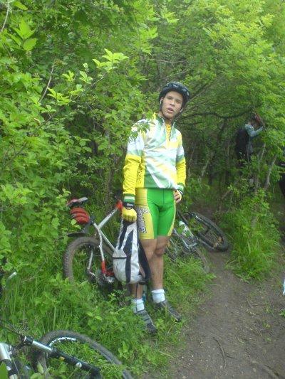 Rallye de Montgeron VTT (juin 2008)