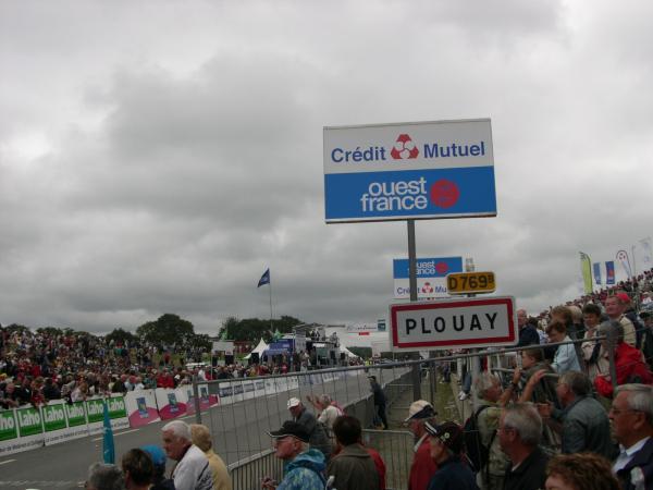 Grand Prix de Plouay, août 2008 (2/2): ambiance