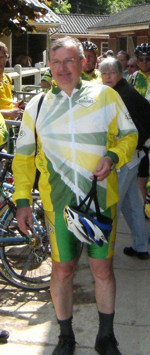 Premier 100 km pour JPG (septembre 2008)